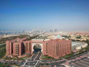 Robotic Parking Systems and Ibn Battuta Gate project