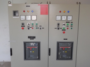 Robotic Parking Systems Generator Transfer Switch