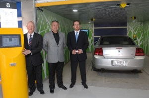 Robotic Parking Systems Opening