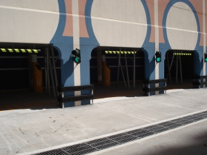 Robotic Parking Systems - Signal Lights