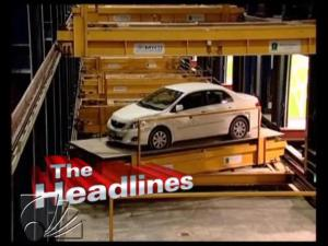 Robotic Parking Systems on Emirates News