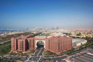 Robotic Parking Systems at Ibn Battuta Gate
