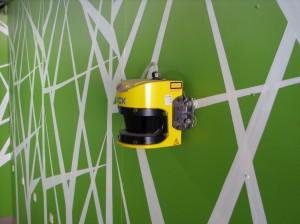 Robotic Parking Systems - Light Curtain (Sensors)
