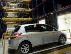 Inside Robotic Parking Systems