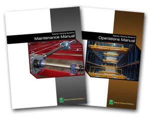 Robotic Parking Systems Manuals