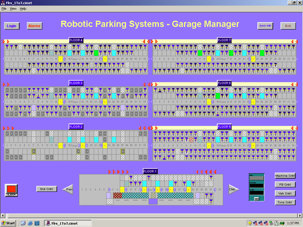Robotic Parking Systems Software. Automated Parking   Page 17   Park it Here