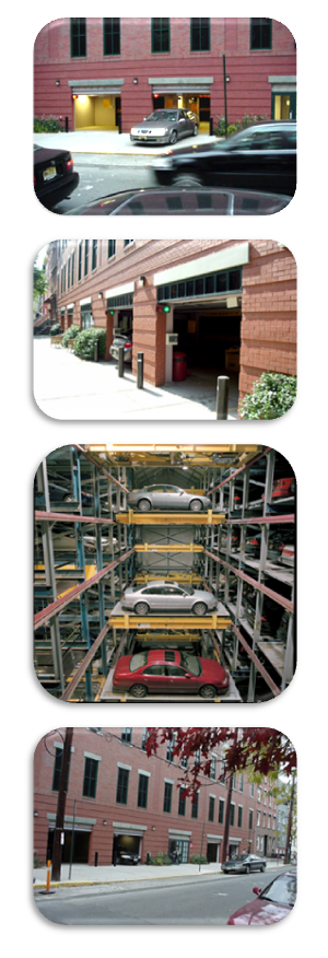 Robotic Parking Systems - New Jersey