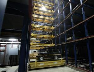 Robotic Parking Systems | Automated Parking | Automatic Parking