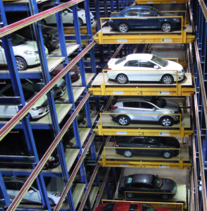 Inside Robotic Parking Systems in Dubai
