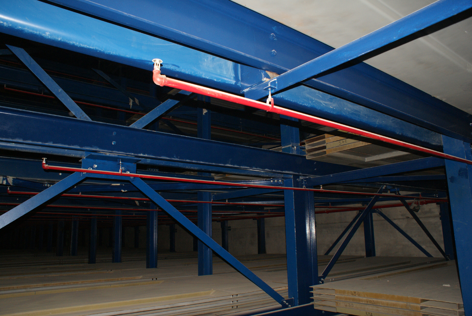Robotic Parking Systems Comply With The 2011 Edition Nfpa