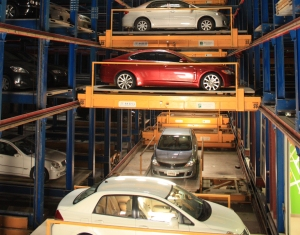 Robotic Parking | Automated Parking | Automatic Parking