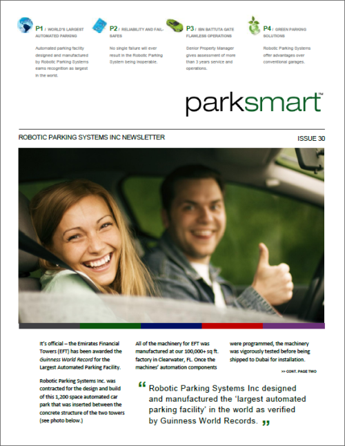 ParkSmart Issue 30