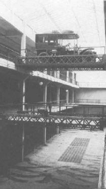 First mechanical parking 1905