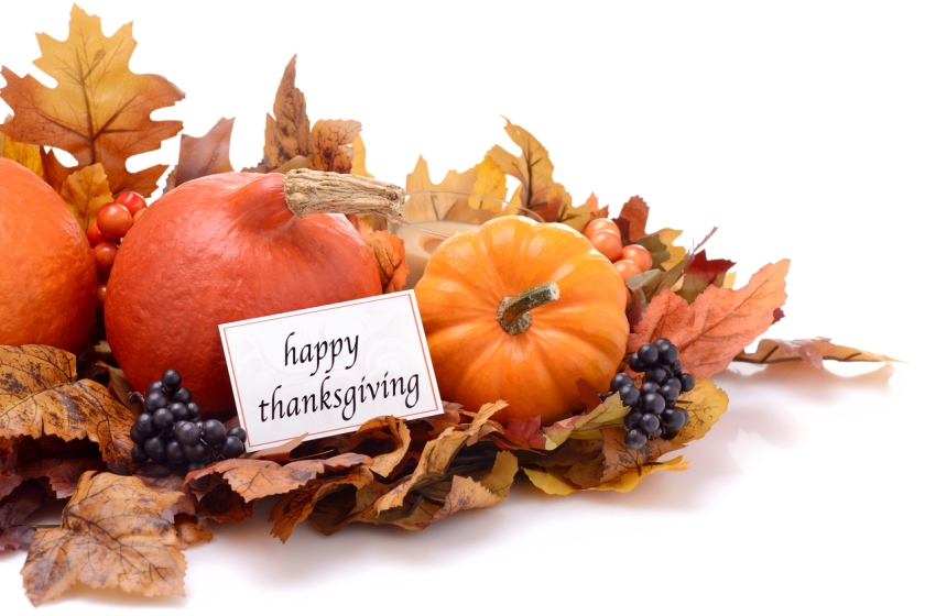 Happy Thanksgiving from Robotic Parking Systems